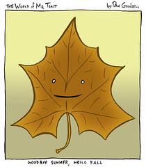 Goodby Summer, Hello Fall