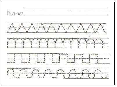 Free Printable Preschool Worksheets, Free Printable Alphabet ...