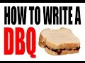 How to write a dbq essay - How to Write a DBQ: Definition, Step-By-Step, & DBQ Example
