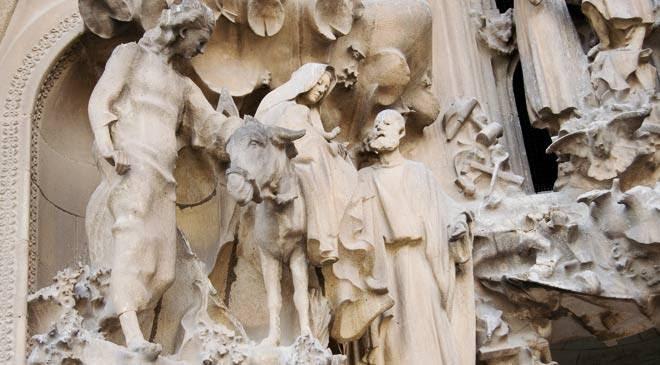 Image result for sagrada familia detail