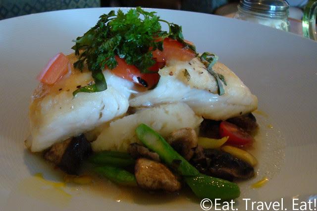 Sesame Grill Fish