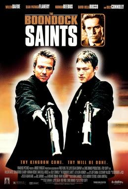 Boondock Saints poster circa 1999