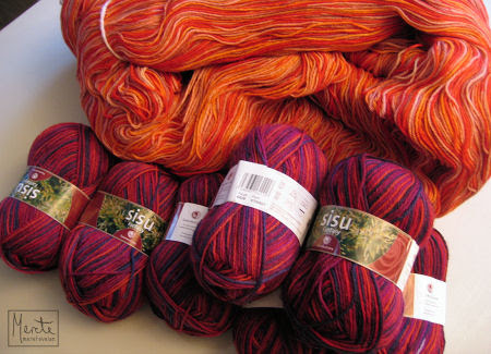 buying yarn :: garnkjøp #4