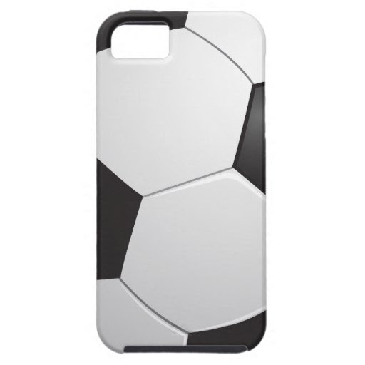 Fußball iPhone 5 Covers