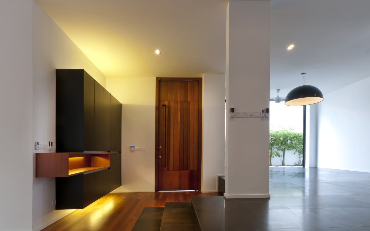 hall entrance door design  | Door Entrance Foyer