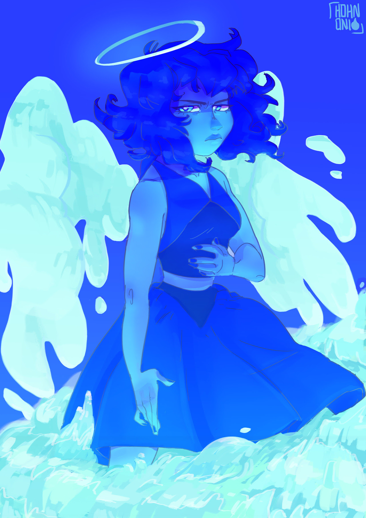 my lapis print from nova ;)