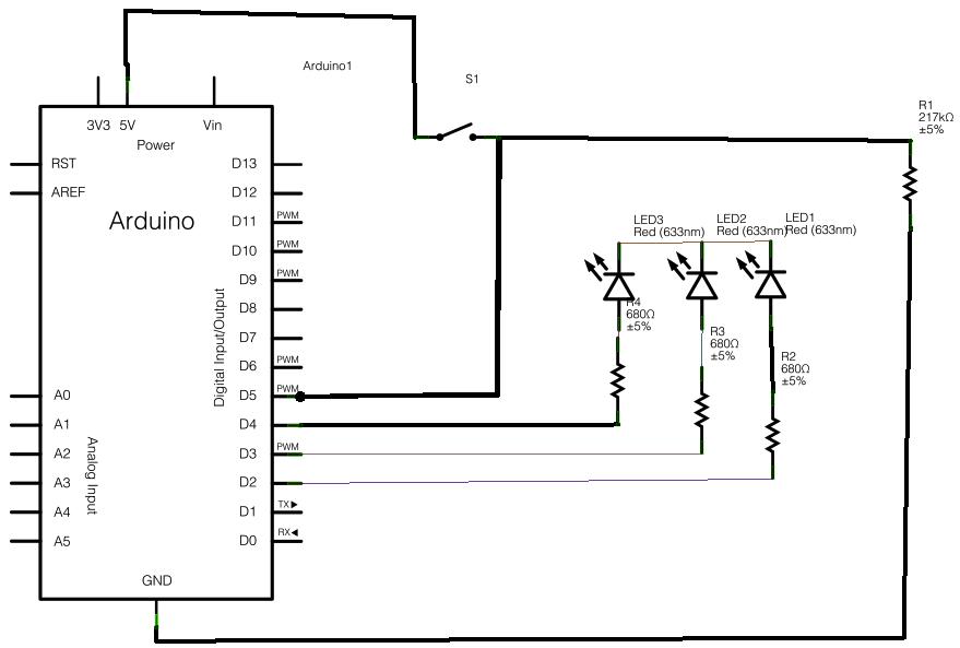 Arduino circuit diagram images