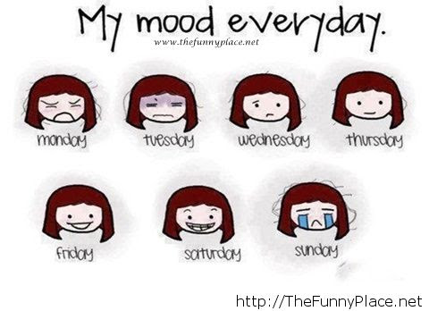 Everyday Mood Comics Funny Pictures Awesome Pictures Image