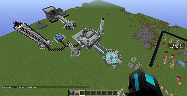 Minecraft Command Block Rocket Code - Muat Turun d