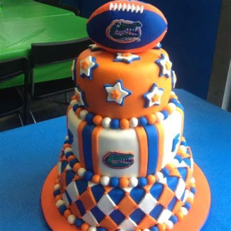 Pin Florida Gator Grooms Cake The Groom Is A Huge Fan Ot