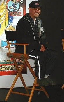 Akira Toriyama en la Shonen Jump Lauch Party, Nueva York.