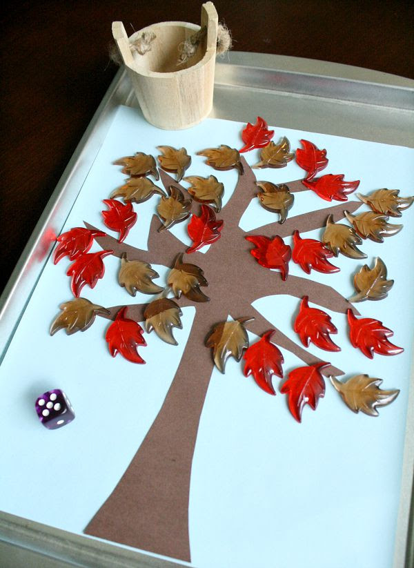 Fall Counting Activity