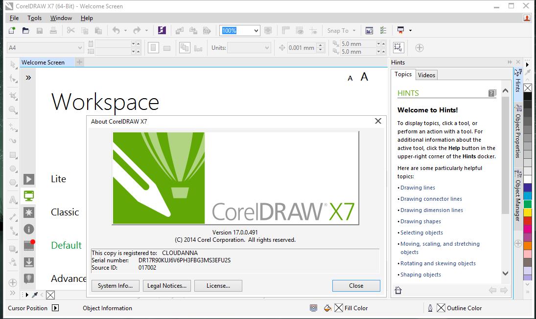 corel draw x6 software free download