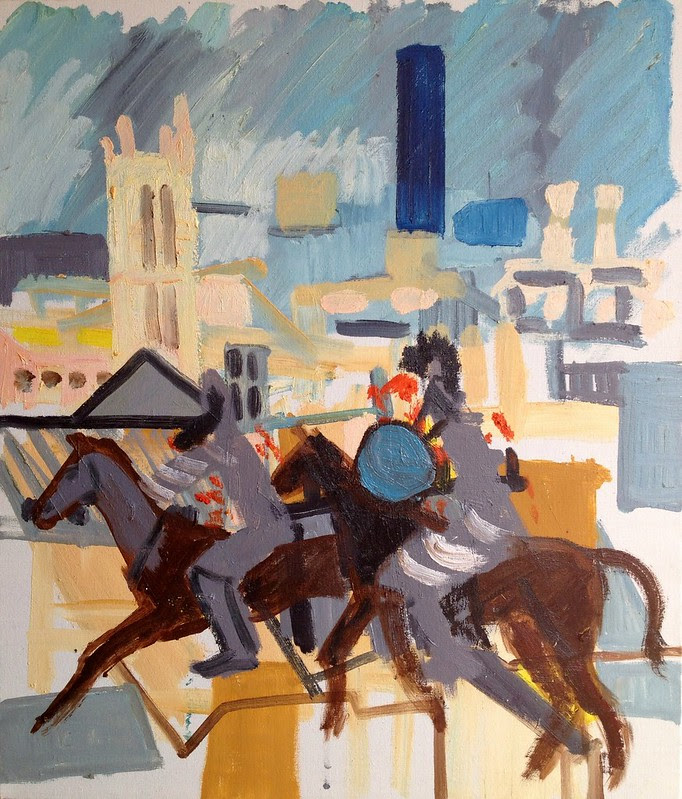 Cosaques à Paris