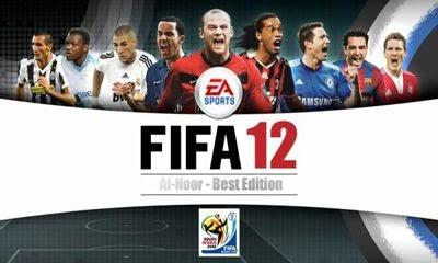 DUNIA MAYA BUKAN DUNIA NYATA: FIFA 2012 Work on Andromax-i