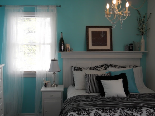 Tiffany Inspired Bedroom Submited Images Tiffany And Co Vinyl Wall