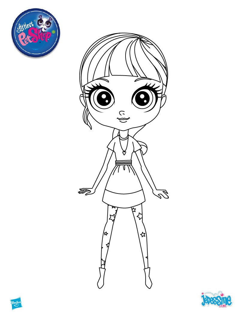 Coloriages Littlest Pet Shop Frhellokidscom