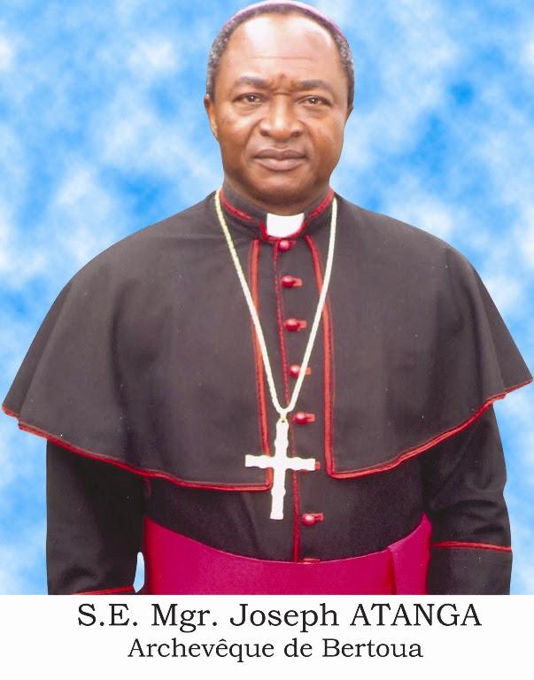 Image result for Mgr Joseph Atanga