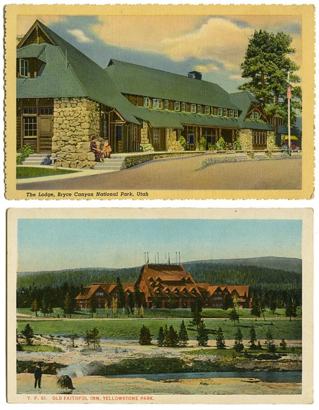 Bryce Canyon Lodge_Old Faithful Inn_tatteredandlost