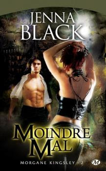 Couverture Morgane Kingsley, tome 2 : Moindre Mal