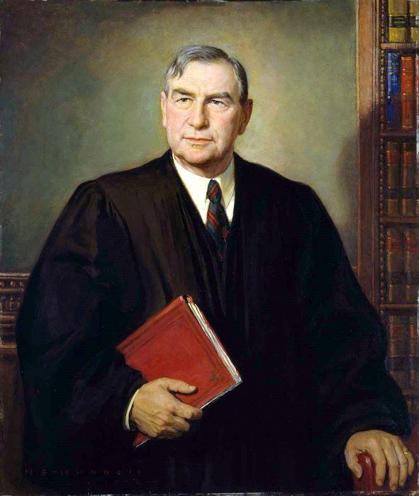 Portrait of Harlan Stone