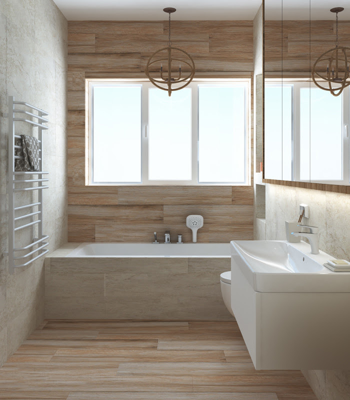 Top 10 Inspiring Bathroom Tile Trends for 2019 | Westside ...