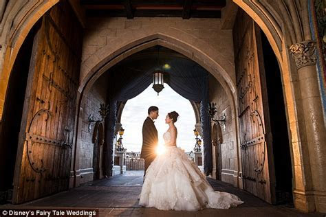 Disney now offers after hours wedding packages at Magic