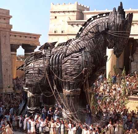 Strategi Kuda Troya (Trojan Horse)