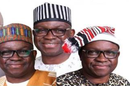 """I'm going straight to that Villa. I'm the next president.'' Ekiti state governor,Ayo Fayose finally declares his interest to be the next Nigerian president,2019"