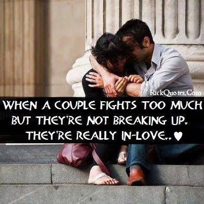 Quotes About Fighting While In Love 16 Quotes