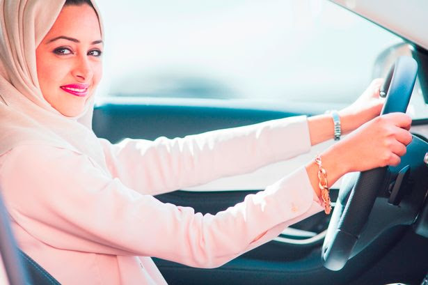 Image result for Saudi Arabia announced that it would allow women to drive and issue them driving licences