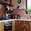Dekorasi Desain Dapur Vintage Minimalis Terbaru