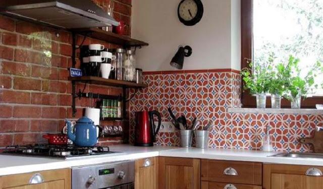 Dekorasi Desain Dapur Jadul Terbaru