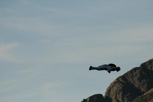 Noruega Wingsuit Base Jump