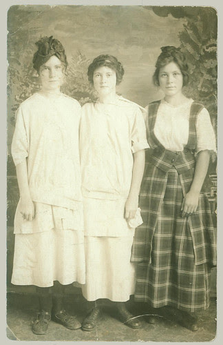 RPPC three women