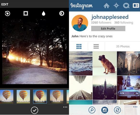 Instagram finalmente chegou ao Windows Phone!