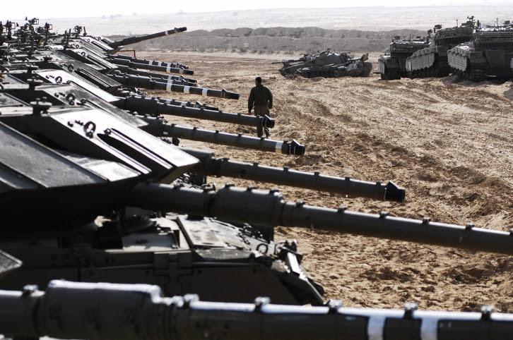 Στρατηγική ερμηνεία της αποχώρησης των Ισραηλινών από τη Γάζα