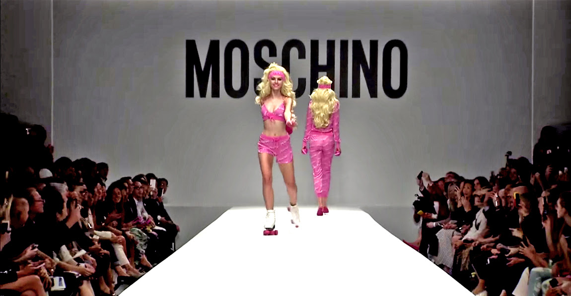Moschino Barbie Fashion Show 4
