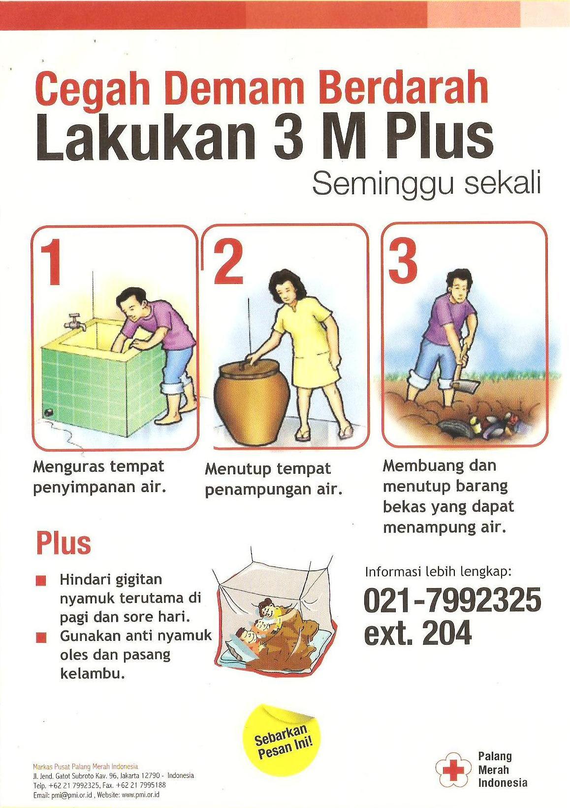Pencegahan Demam Berdarah Detail Informasi BERITA INDONESIA