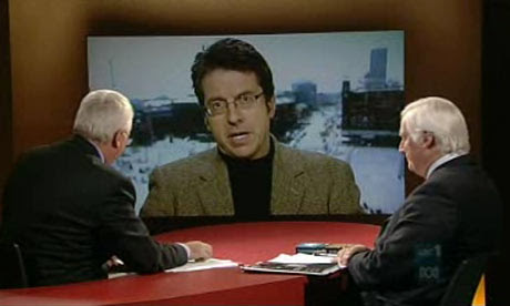 George Monbiot confronts Ian Plimer