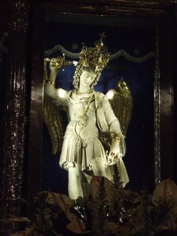 Risultati immagini per Padre pio san Michele arcangelo