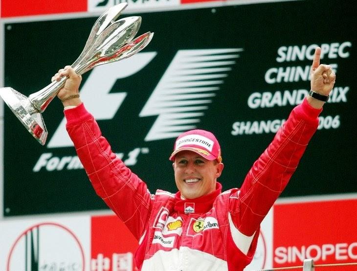 Michael Schumacher 2021 - Michael Schumacher, finalmente pronto l'attesissimo film ... / In ...