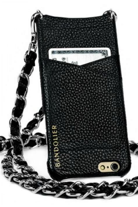 Bandolier Crossbody Phone Holder from Sun Valley by