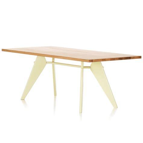 vitra em table esstisch massivholz  cm eiche