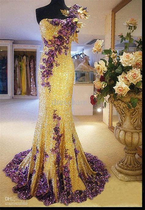Not a fan of purple and yellow together but this is