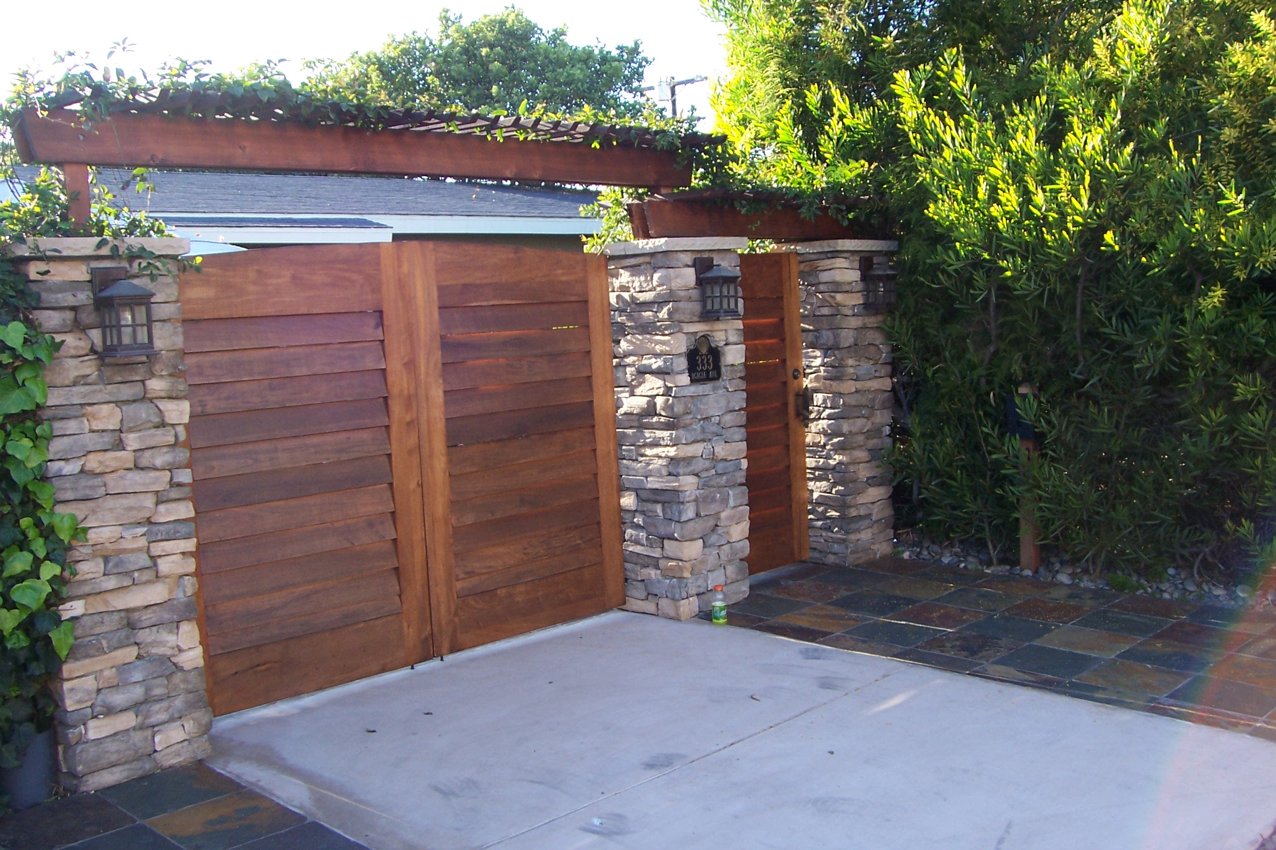 Creative Fences Gates And Enclosures In San Diego Part 2