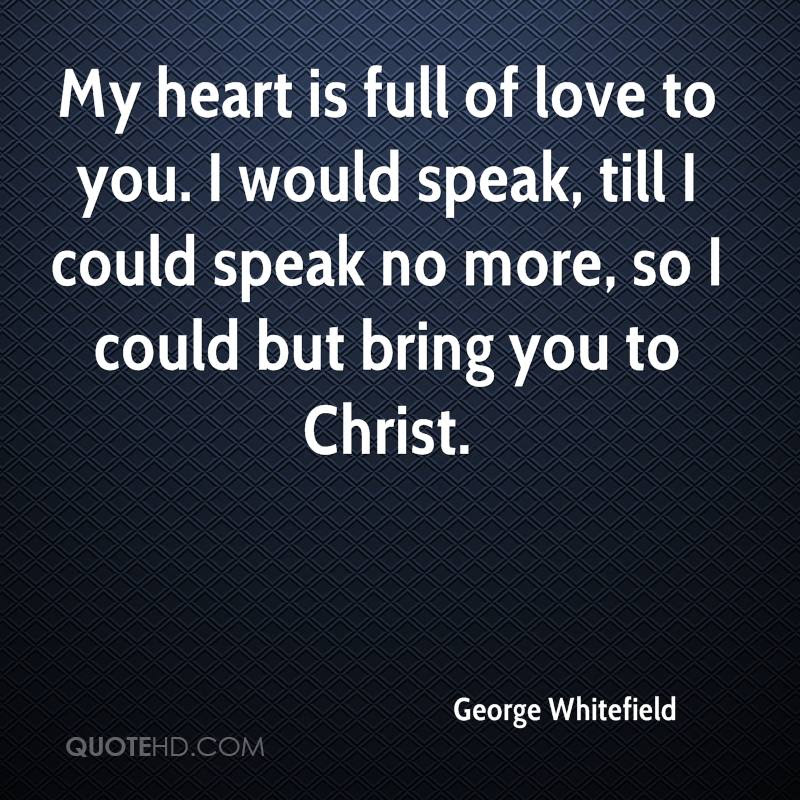George Whitefield Quotes Quotehd