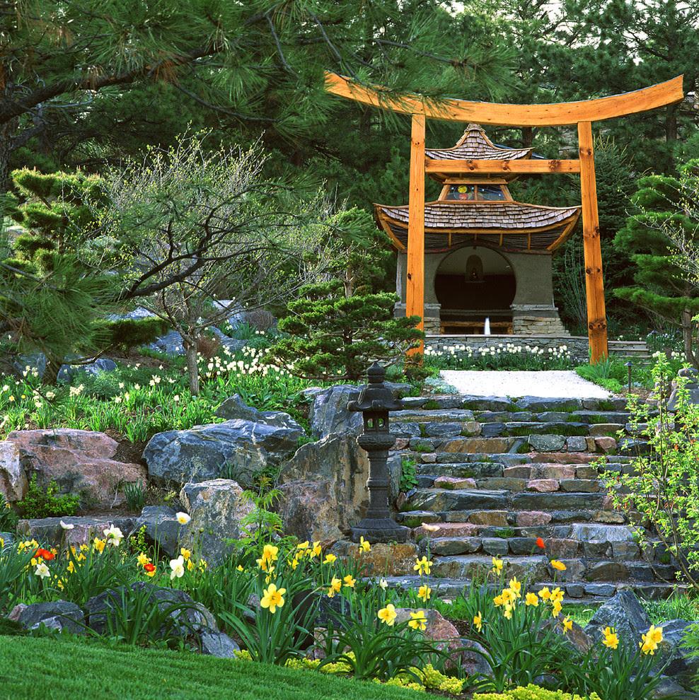 Cool Japanese Garden Plans