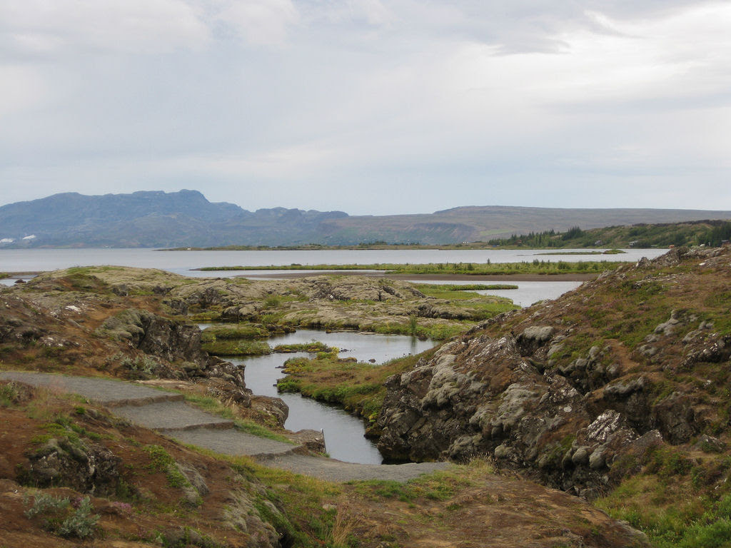 A Dorsal Meso-Atlântica na Islândia 10