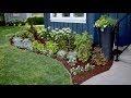 Landscaping Flower Beds
